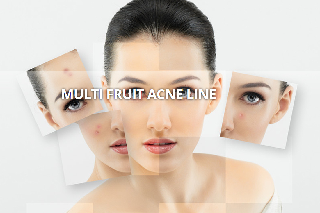 Multi Fruit Acne Facial